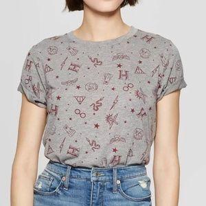 Harry Potter Short Sleeve Round Neck Tee Shirt XXL